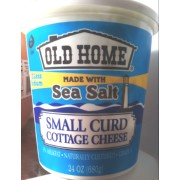 Wonderful Old Home Small Curd Cottage Cheese