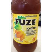 Fuze Half & Half Lemonade Iced Tea