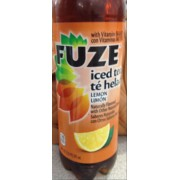 Fuze Lemon Iced Tea: Calories