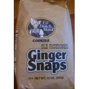 Old Fashioned Ginger Snaps - Lovely Little Kitchen 88