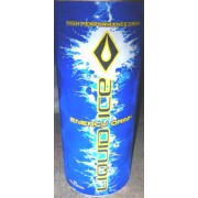 Liquid ice energy drink calories nutrition analysis for Liquid ice mixed drinks