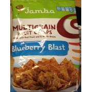 Jamba Blueberry Blast Multigrain Fruit Crisps: Calories, Nutrition ...