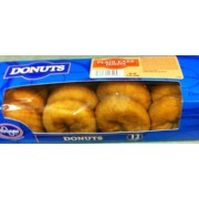 Kroger Plain Cake Donuts is graded by Fooducate