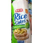 Heb Rice Cakes