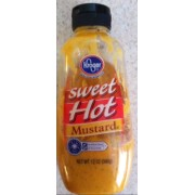 Kroger Sweet Hot Mustard: Calories, Nutrition Analysis ...