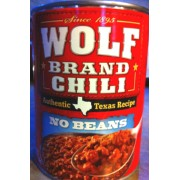 Image result for wolf brand chili