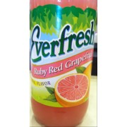 everfresh ruby red grapefruit juice