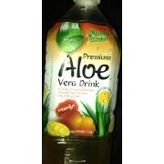 Natural Garden Premium Aloe Vera Drink Mango Calories