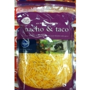 Kraft Shredded Taco Cheese