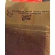 Calories In Gourmet Microwave Popcorn