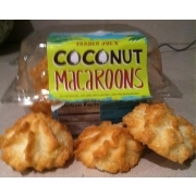 Trader Joe S Coconut Macaroons Calories Nutrition Analysis More Fooducate