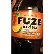 Fuze Iced Tea, Lemon: Calories