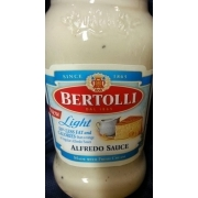 Bertolli Alfredo Sauce, Light