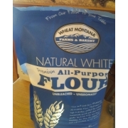 Wheat Montana Natural White Unbleached All Purpose Flour