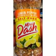 Lemon pepper seasoning calories