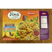 Dino Buddies Yummuy Chicken Nuggets Calories Nutrition Analysis More Fooducate