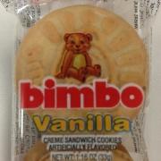 User added: Bimbo Vanilla cream sandwich cookies: Calories, Nutrition Analysis & More   Fooducate