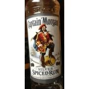 Captain Morgan Spiced Rum, Silver