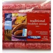 Kroger Sausage Links, Breakfast