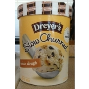 Dreyer's Slow Churned Cookie Dough Ice