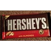 Dark Chocolate With Almonds Bar