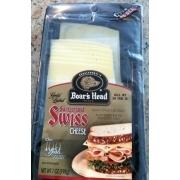 Boar's Head Switzerland Swiss Cheese