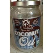 Jungle coconut oil