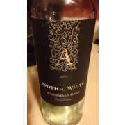 Apothic White Wine. nutrition ...