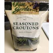 Olive Garden Seasoned Croutons Garlic Romano Calories Nutrition Analysis More Fooducate