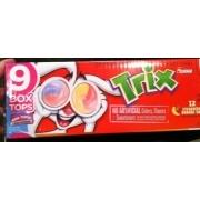 Trix Yogurt, Raspberry Rainbow