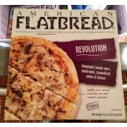 how to get flatbread pizza crispy