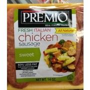 recipe: premio chicken sausage with kale [25]