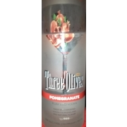 Three Olives Vodka, Pomegranate