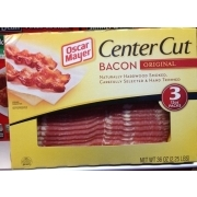 Oscar Mayer Center Cut Original Bacon Calories Nutrition Analysis More Fooducate