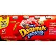 Dannon Danimals Smoothie, Strawberry