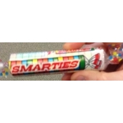Smarties Candy Roll: Calories, Nutrition Analysis & More ... Smarties Calories