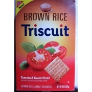 Sweet brown rice nutrition