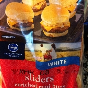User added: Kroger mini slider buns: Calories, Nutrition Analysis & More | Fooducate