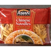 Asian Gourmet Extra Crispy Chinese Noodles Calories Nutrition Analysis More Fooducate