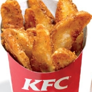 User added: KFC Seasoned Potato Wedges: Calories ...