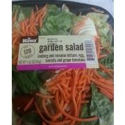 Wawa Garden Salad. nutrition ...