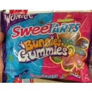 Wonka Sweetarts, Bunnies Gummies