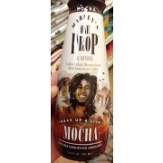Marley's One Drop Mocha Coffee Drink: Calories, Nutrition Analysis & More | Fooducate