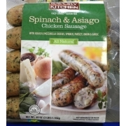 Savory Kitchen Chicken Sausage Spinach Asiago
