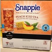 how to make snapple peach tea