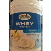 Whey protein 100 natural