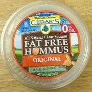 Fat Free Hummus 118