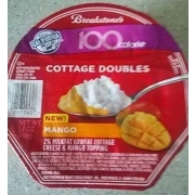 Breakstones Lowfat Doubles Cottage Cheese