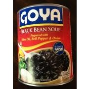 Goya Black Bean Soup Recipe