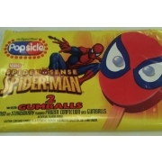 Popsicle Single Serve Novelty, Spider-Man Bar: Calories, Nutrition Analysis & More | Fooducate